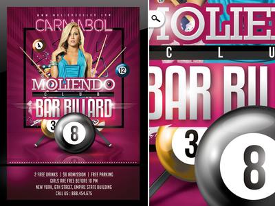 Bar Billard Club