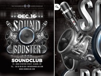 Sound Booster Night Party