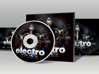 Electro night concert or event Bundle