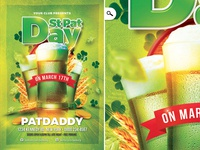 Saint Patrick Day Party