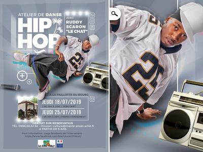 Atelier Hiphop Anses