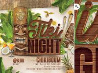 Tiki Night Club Party