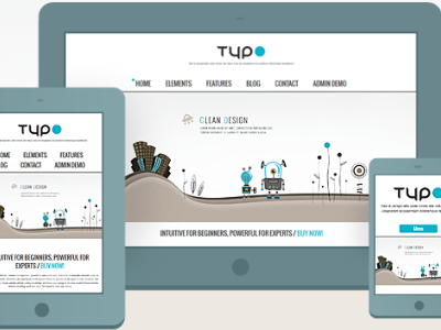 Typo Multilingual Woocommerce Wordpress Theme page builder customizable elements drag and drop responsive presentation blog multilingual woocommerce translated wordpress theme template