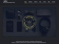 Retro niche ecommerce wordpress theme