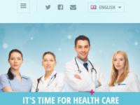 Doctor+ medical responsive WordPress theme