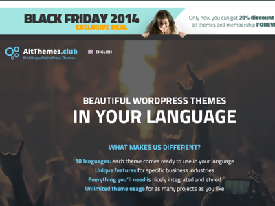 Announcements bar - WordPress plugin wordpress plugin theme announcement page event presentation offer service