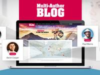 Multi-Author BLOG