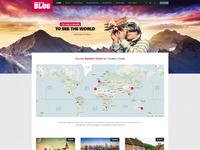 02 blogtheme homepage