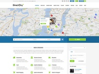 Directory+ WordPress Theme