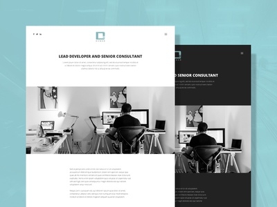 Denko WordPress Theme minimalism portfolio wordpress theme wordpress