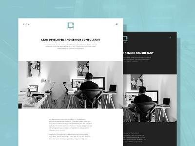 Denko WordPress Theme minimalism portfolio wordpress theme wordpress