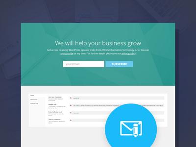 Subscribe Form WordPress Plugin