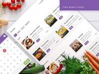 Food Menu WordPress Plugin