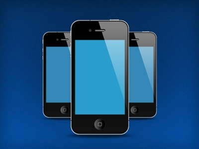 FREE PSD Iphones Illustration free psd iphone illustration wordpress webdesign project freebie