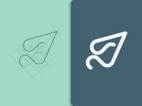 Sustainability Startup Icon Work