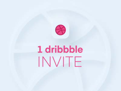 Dribbble - Invite