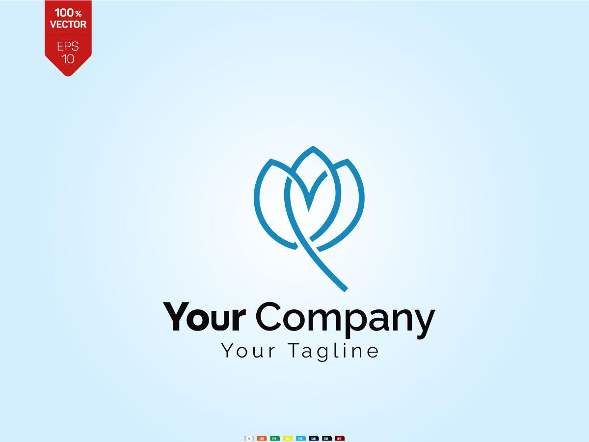 V logo logo 364903