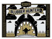 Stooges Brewing Co. Presents: Blubber Hunter IPA