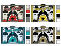 Stooges Brewing Company: Color Concepts