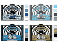 Stooges Brewing Company: Color Concepts II