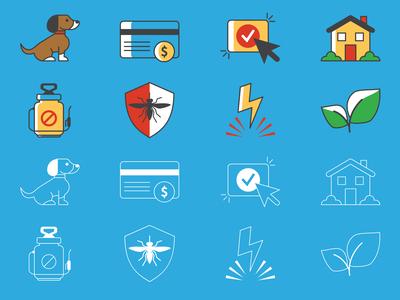 FlyFoe: Icon Set