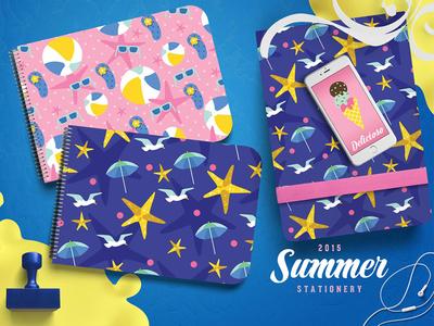 Summer Stationery