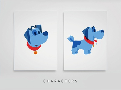 Puppy Love Characters