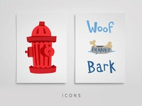 Puppy Love Icons