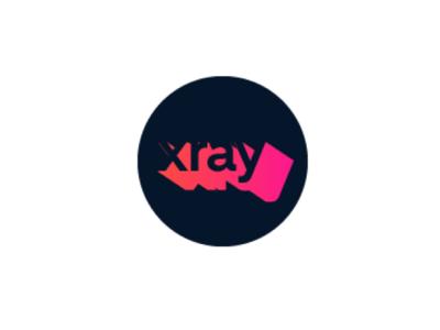 X-Rayz logo design