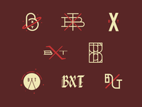 Monogram explorations