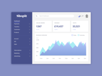 Dribble Daily UI 018 Analytics Chart