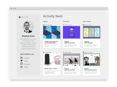 Zeplin Designs Themes Templates And Downloadable Graphic Elements On Dribbble