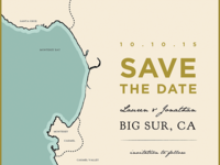 Save the Date Illustration