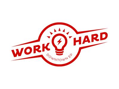 ElectriCity Work Hard downtown loft apartment website play live work light bulb electric