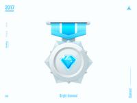 Bright diamond
