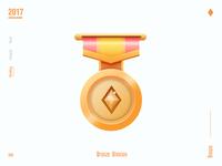 Medal- Bronze  Division