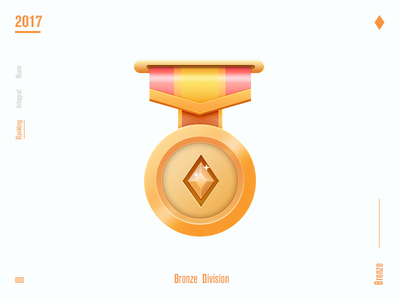 Medal- Bronze  Division icon