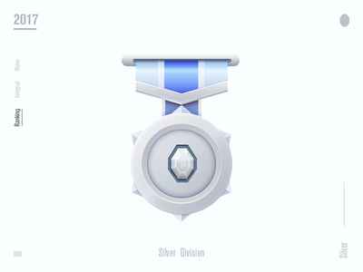 Medal - DivisionSilver icon