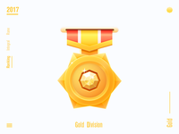 Medal - GoldSilver