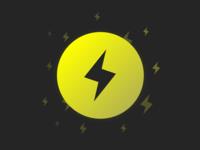 Remix Icon icon lightning remix