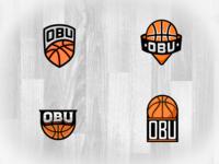 Overseas Basketball United - Logo Options