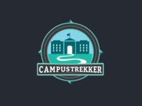 Campustrekker Logo design
