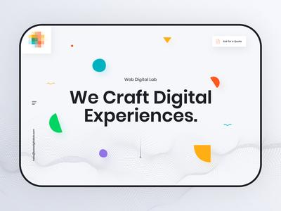 WDL Landing Page