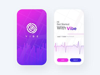 VIbe Mobile app