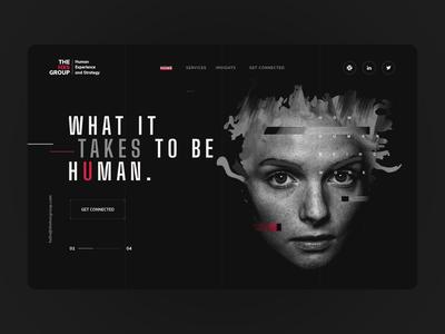HXS Home Page Concept