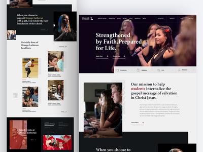OLU Home page