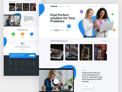 Nlaucer Home page