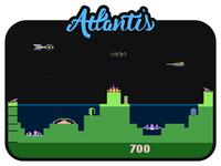 Atlantis Atari 2600