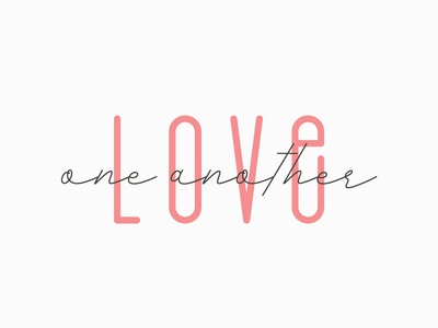 Love One Another v1