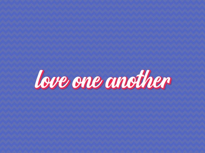 Love One Another V4